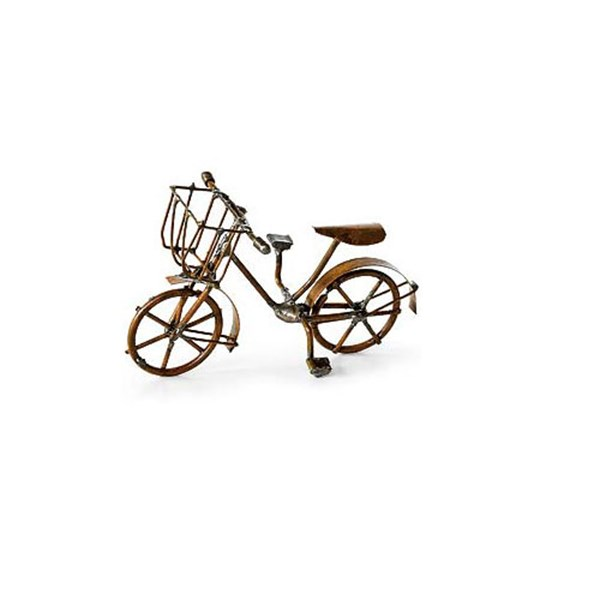 Miniature Rustic Bicycle