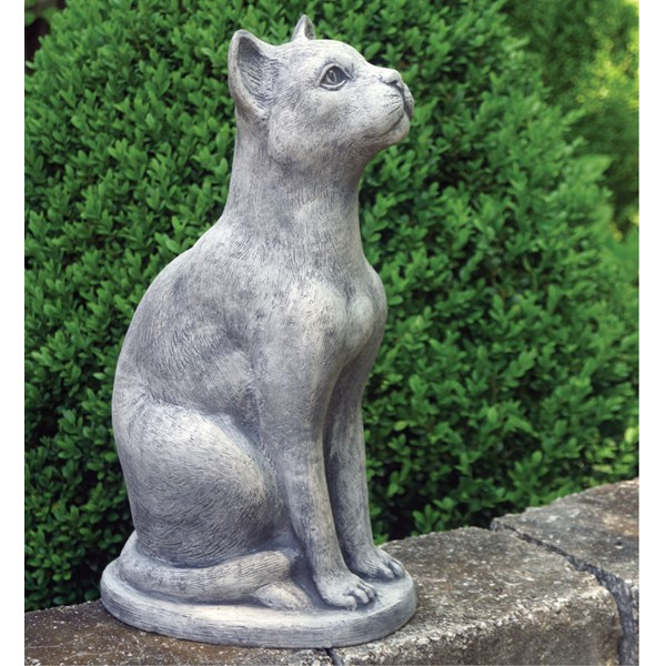Sitting Cat - Trevia Greystone