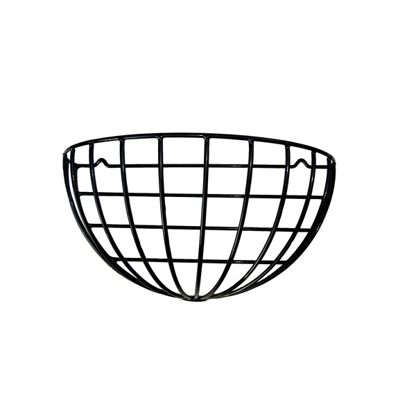 "22"" Wide Hayrack Wall Basket"