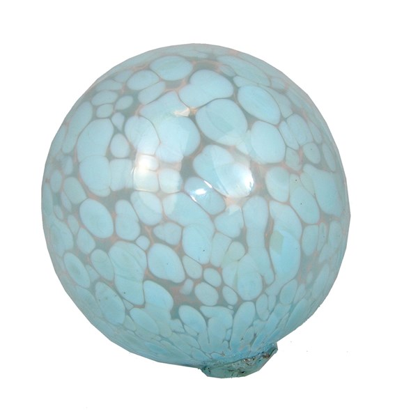 Ornamental Pond Ball - Light Blue