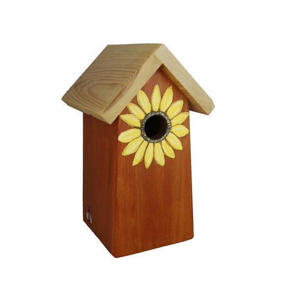 Birdie Abode - Sunflower - SOLD