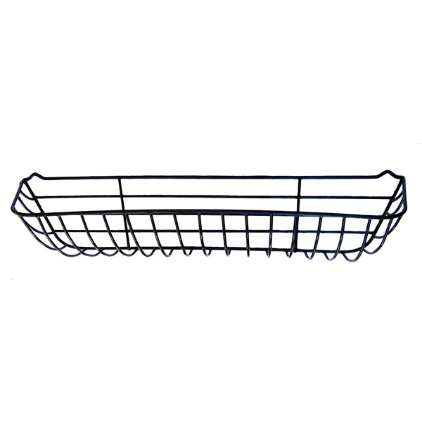 "55"" Window Hayrack - steel with black plastic coating"