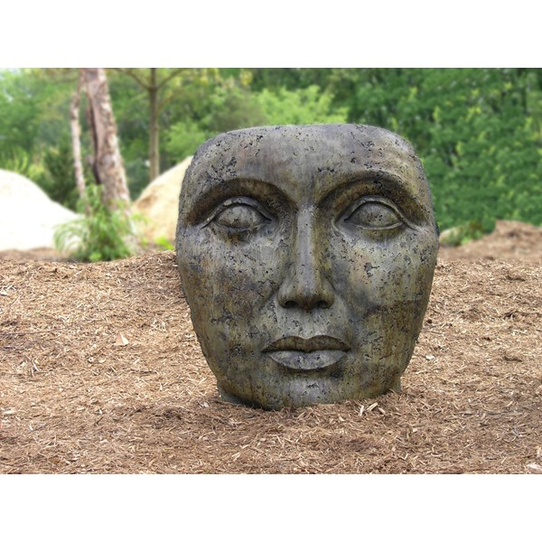 Giant Portrait of Mother Nature - York Stone