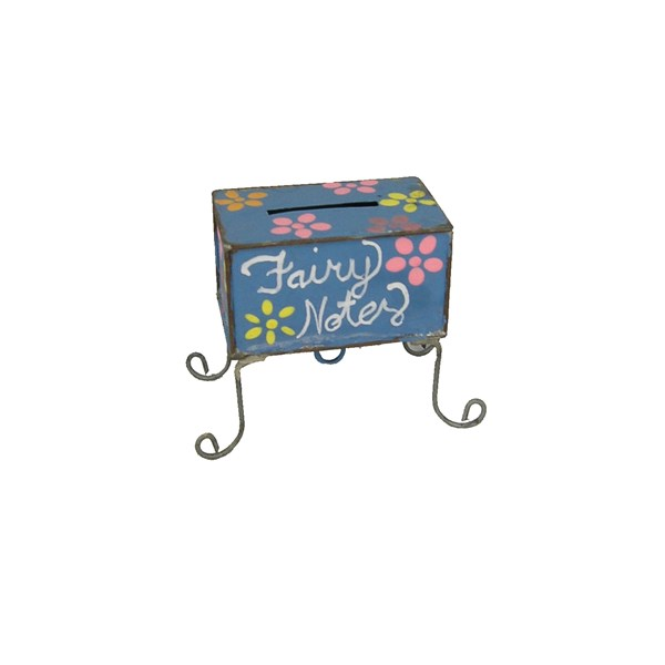Miniature Fairy Note Box