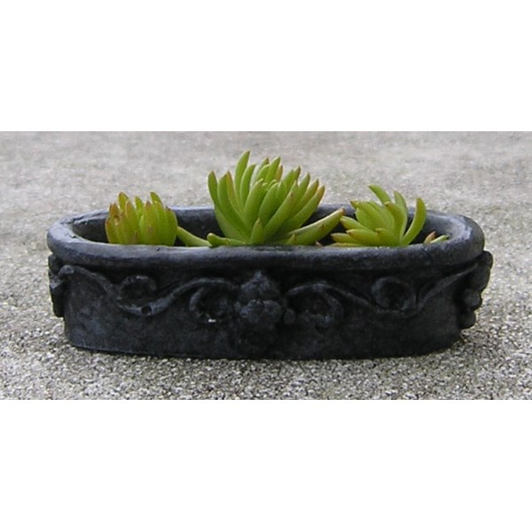 Miniature Grape Planter - Hydrostone