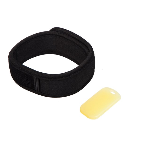 Adult Neoprene Z-Fence Mosquito Repellent Bracelet